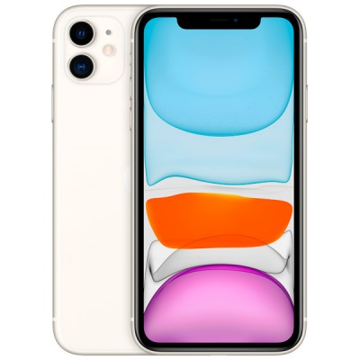 Смартфон Apple iPhone 11 64GB, белый