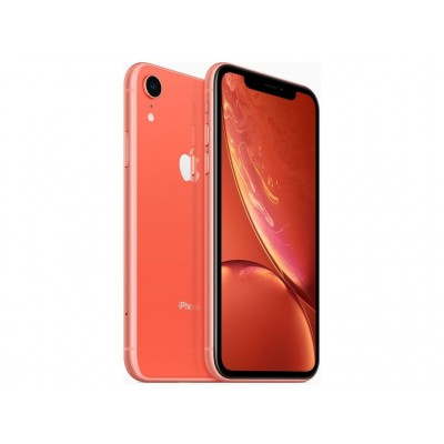 Смартфон Apple iPhone Xr 256GB, коралл