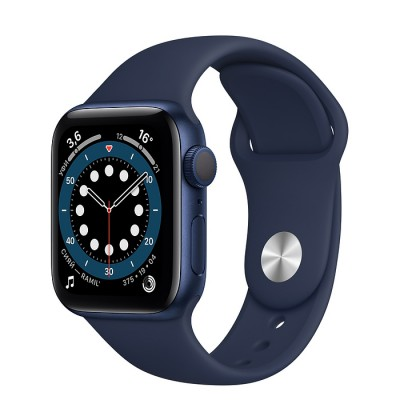 Apple Watch Series 6 ( 40 mm ) Синий